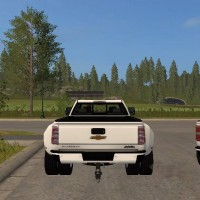 Play Chevy Silverado Parking