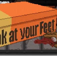 Look At Your Feet