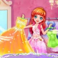 Mermaid Princess In Love