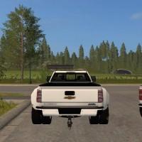 Play Chevy Silverado Parking