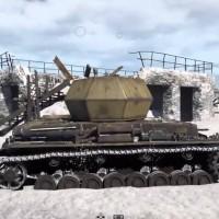 Stalingrad: Tank War Game