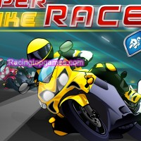 Super Bike Racer: Motorcycle Racing Game